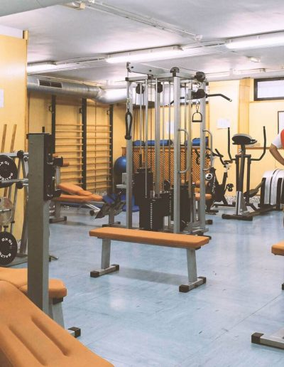 study-abroad-cartagena-spain-housing-fitness-center